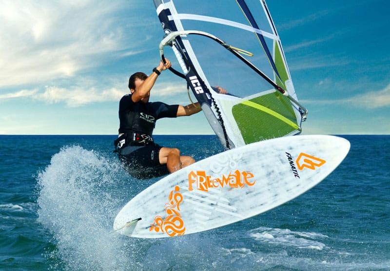 windsurfing-Με οδηγό τον άνεμο