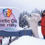 ΟΧΙ στις γεωτρήσεις στην Αρκτική