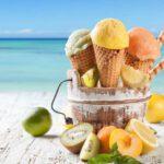 Kαι το καλοκαίρι θέλει… το bio παγωτό του!