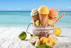 Kαι το καλοκαίρι θέλει το bio παγωτό του!