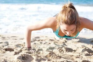 Ασκήσεις παραλίας και όχι μόνο…
