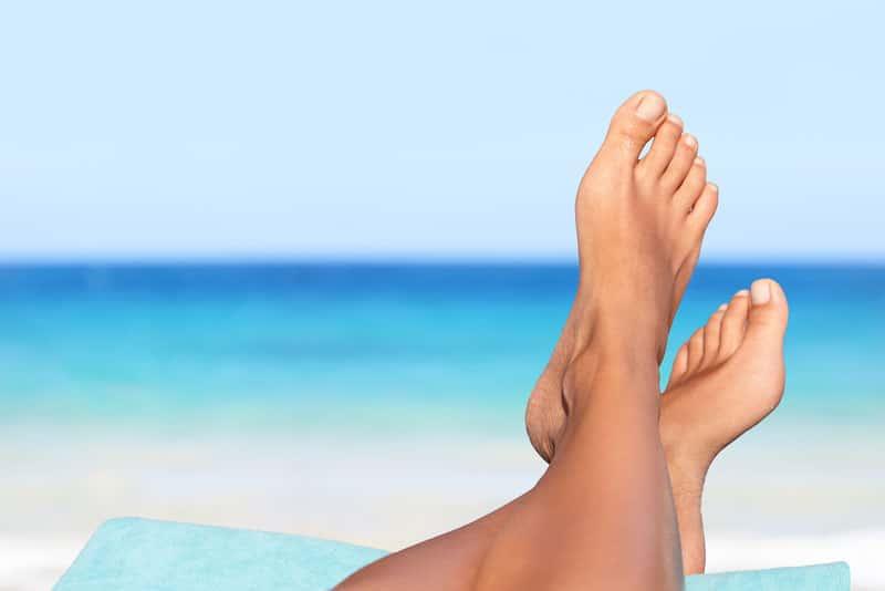 Ασκήσεις για υγιή πόδια όταν ταξιδεύουμε