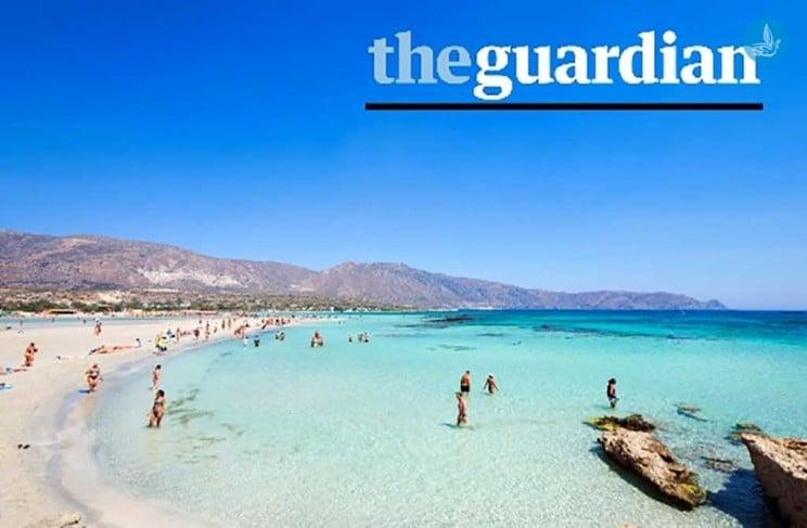 Θέλετε να βοηθήσετε την Ελλάδα; Πηγαίνετε για διακοπές...