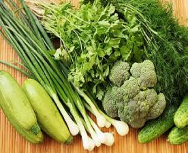 Βάλτε το πράσινο στο πιάτο σας!