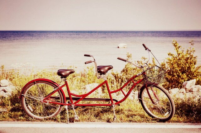 bicycle_beach, summer-Οι Πρώτες Βοήθειες του ποδηλάτου