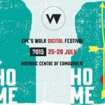 WALK FESTIVAL 24-25/7