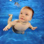 Baby swimming: Επιστροφή στην πρώτη αίσθηση!