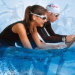 Γυμναστική στην πισίνα