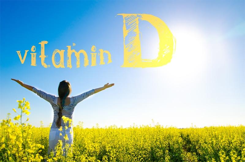 sun, vitamind