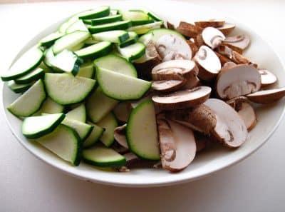 mushroom-zucchini