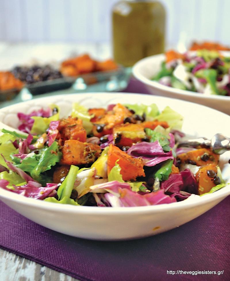 pumkin-salad