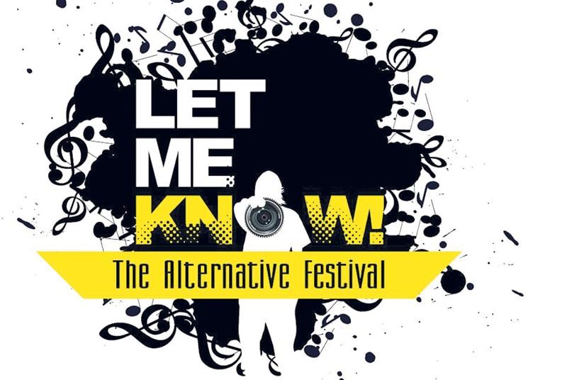 LET ME KNOW! Festival