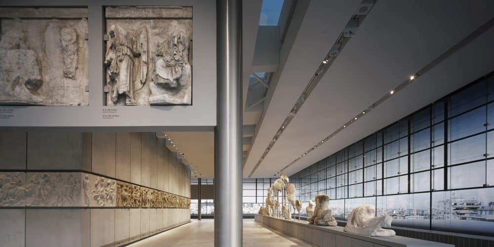 Η 28η Οκτωβρίου στο Μουσείο Ακρόπολης για τα παιδιά