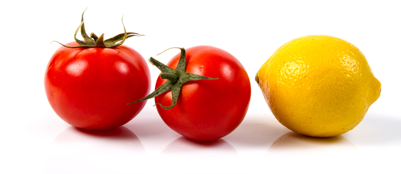 tomato-lemon