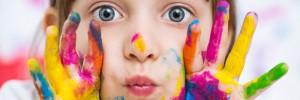 child, colorhands
