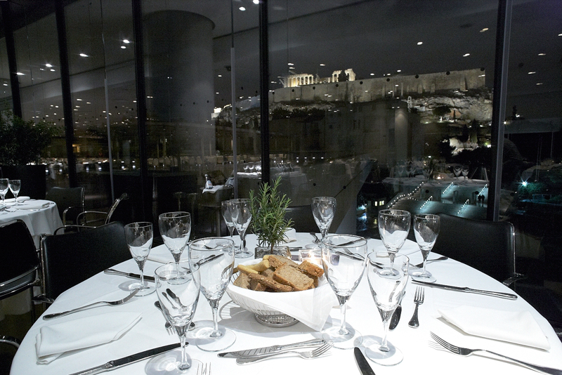 akropolis-restaurant-Παρασκευή βράδυ σε ρυθμούς τζαζ στο εστιατόριο του Μουσείου Ακρόπολης