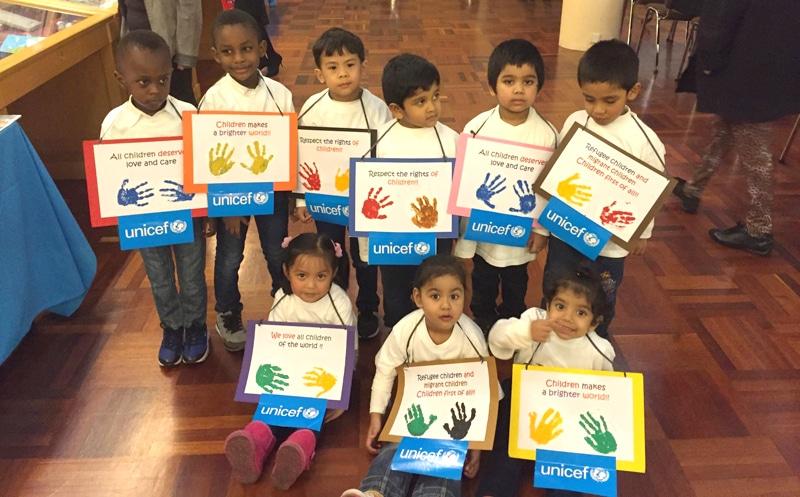 ΒΡΑΒΕΙΑ UNICEF 2015: Παγκόσμια Ημέρα Δικαιωμάτων του Παιδιού - 20 Νοεμβρίου