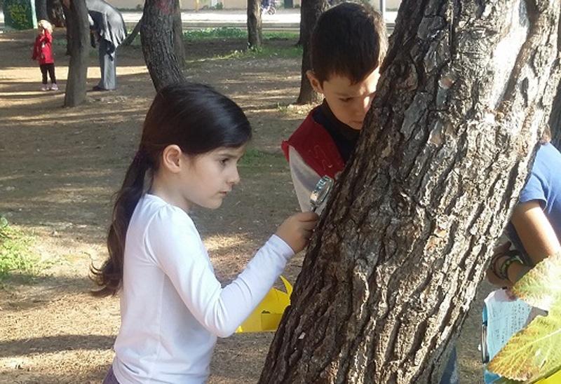 Παίζω και Πετώ» στο Πάρκο Τρίτση