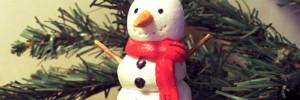 snowman-handmade