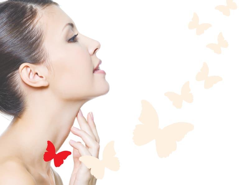 Διατηρήστε το θυρεοειδή σας υγιή