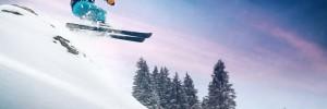 ski,man, mountains