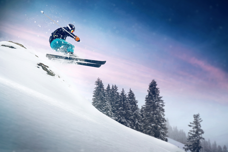 ski,man, mountains Μαθήματα Χιονοδρομίας