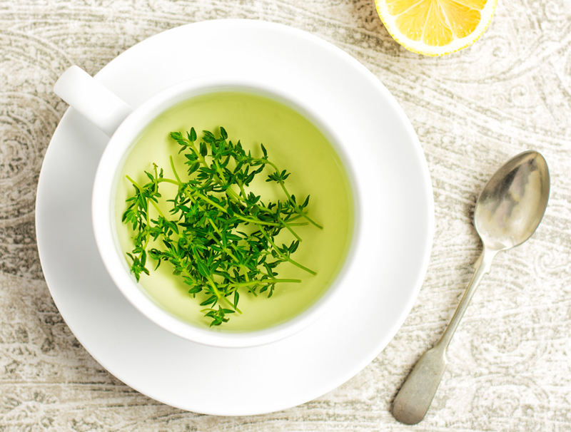 Thyme-Tea- Βήχετε; Απαλλαγείτε με φυσικό τρόπο