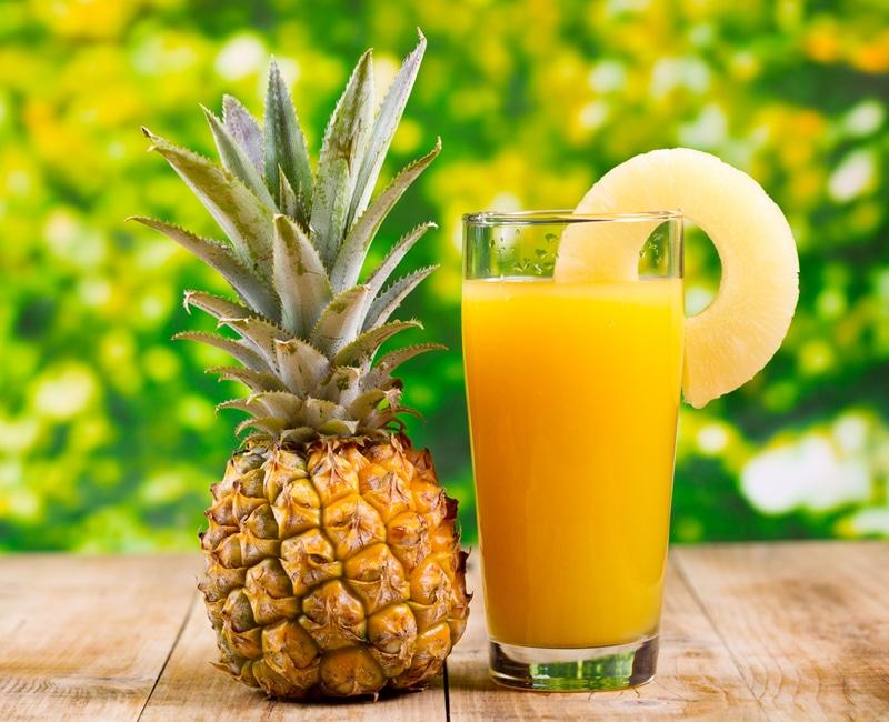 Pineapple-Juice-Μετά τη γυμναστική πιείτε ανανά-natuarnrg