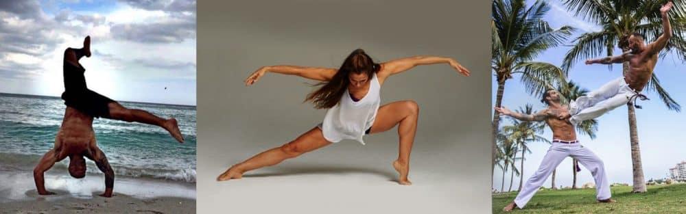 Στο ρυθμό της Capoeira-naturanrg