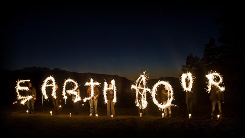 earth-hour-fire