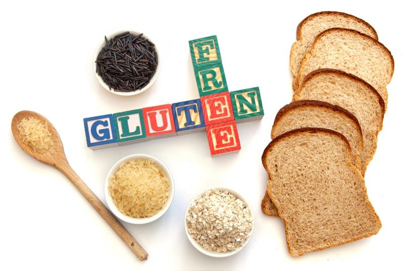 gluten-free-Mήπως έχετε δυσανεξία στη γλουτένη και δεν το ξέρετε;