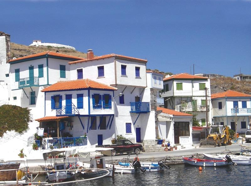 Άγιος Ευστράτιος: Το πρώτο Greek green island
