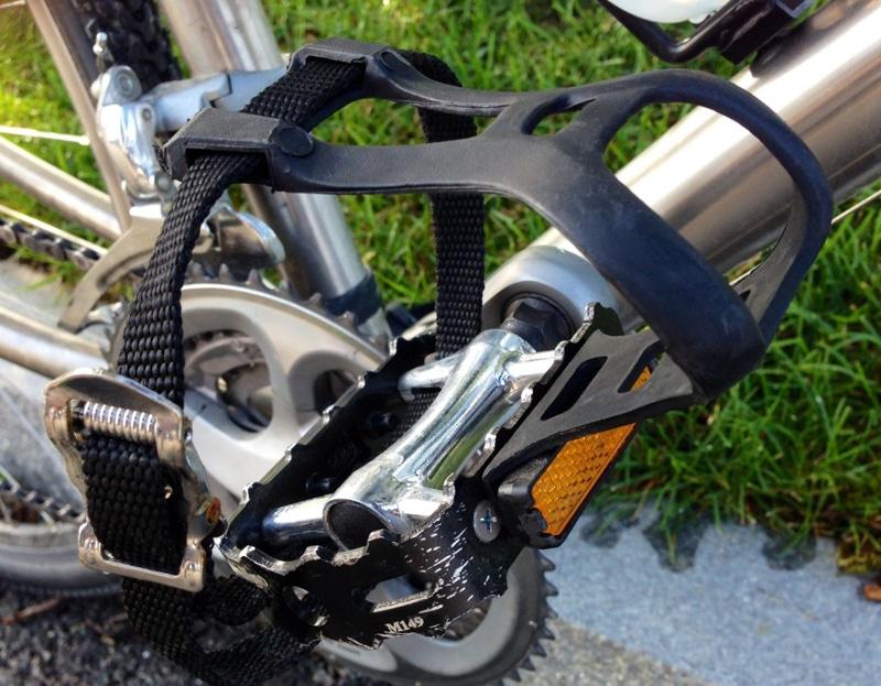TOE-CLIP-PEDAL-Ποδήλατο: Τα απαραίτητα.