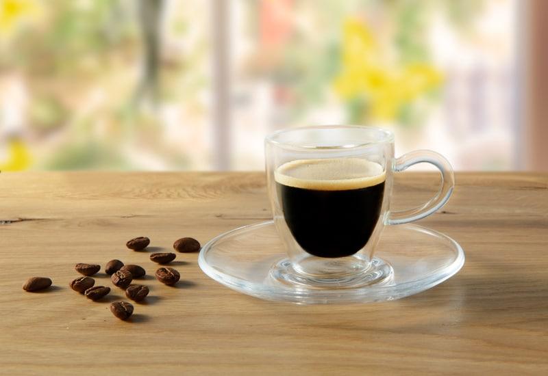 espresso-Υπέροχο καστανό χρώμα στα μαλλιά με καφέ εσπρέσο