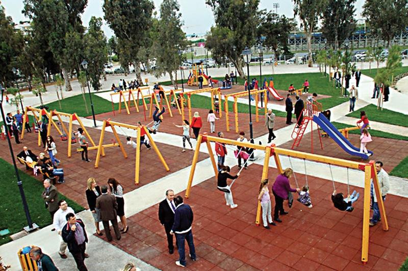 paidikixara_amea-Ο πρώτος παιδότοπος για ΑμεΑ στην Αθήνα