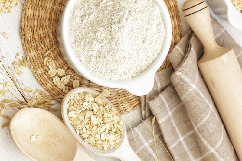 oat-flour-oats