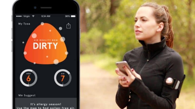 Γνώρισε την εφαρμογή που σε ενημερώνει για την ποιότητα του αέρα που αναπνέεις-naturanrg