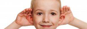 childhood deafness