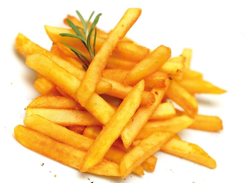 Γιατί παχαίνουν οι τηγανητές πατάτες;