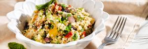 salata-pligoyri-me-laxanika-Ωμοφαγικές Συνταγές