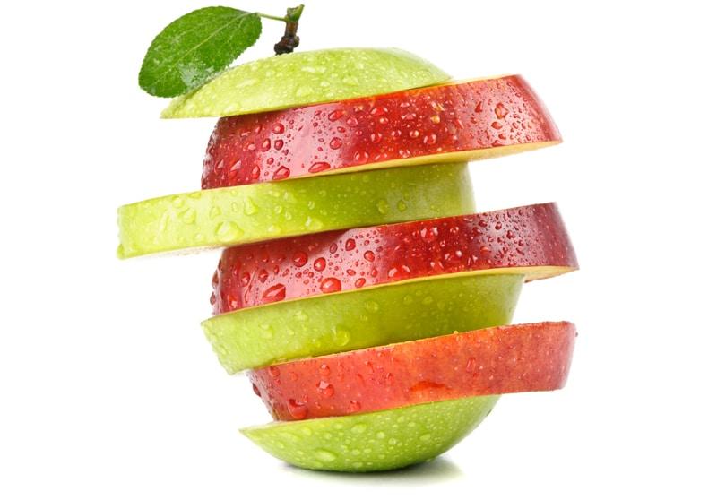 Φρεσκομμένα φρούτα στο γραφείο, στο σχολείο, στο ταξίδι