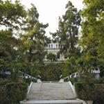 Ο κήπος του Προεδρικού Μεγάρου