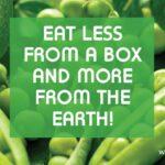 Τροφή από τη «μάνα γη»