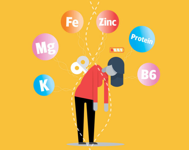 Δυσκολεύεστε να συγκεντρωθείτε στη δουλειά ή ταλαιπωρείστε από δερματικά προβλήματα και τριχόπτωση; Το πιο πιθανό είναι ότι σας λείπουν βασικές βιταμίνες και μεταλλικά στοιχεία.