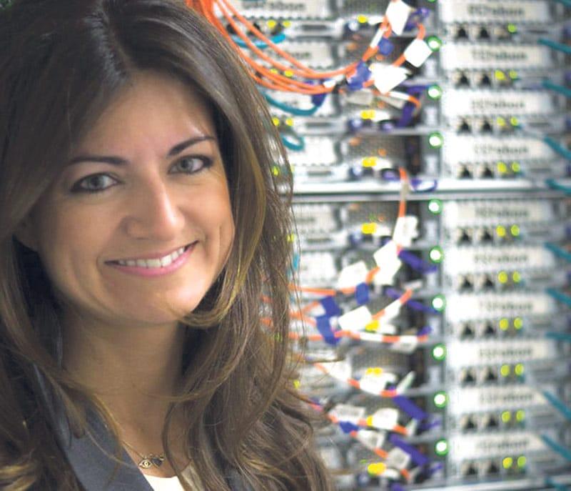 Ζωή Κούρνια Η Ελληνίδα επιστήμονας που βραβεύτηκε με κορυφαίο ευρωπαϊκό βραβείο