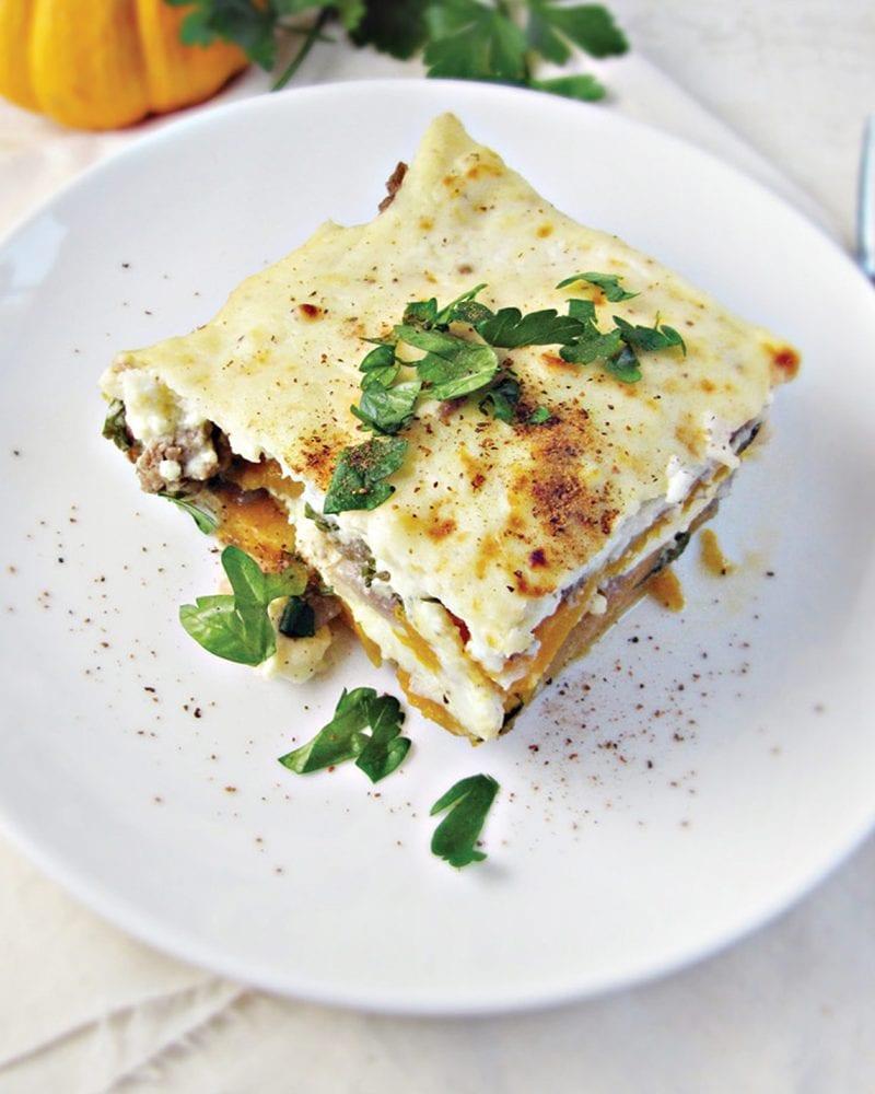 Veggie Μουσακάς