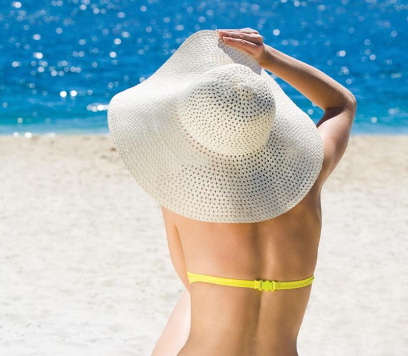 Πριν τον ήλιο, προετοιμάστε το δέρμα σας διατροφικά