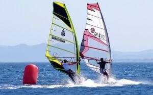 Windsurfing: Με τη δύναμη του ανέμου