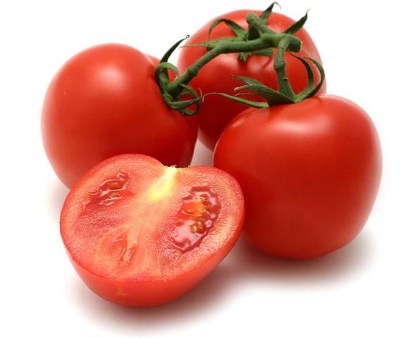 Εσύ, τρως ντομάτα;