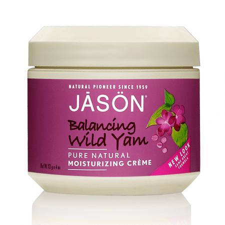 Κρέμα προσώπου JASON WILD YAM - Εμμηνόπαυσης